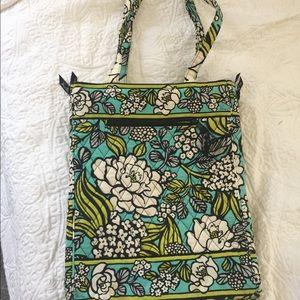 Vera Bradley Laptop / Work Bag